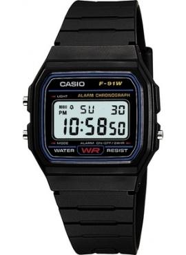 Casio F-91W-1DG  Urun Kodu: SCK07.01177