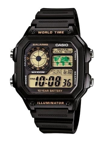 Casio AE-1200WH-1BVDF