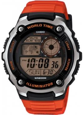 Casio AE-2100W-4AVDF Dijital Erkek Kol Saati