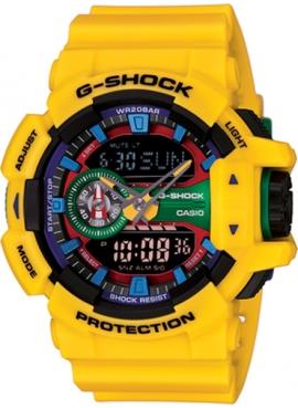 Casio GA-400-9ADR G-Shock Erkek Kol Saati