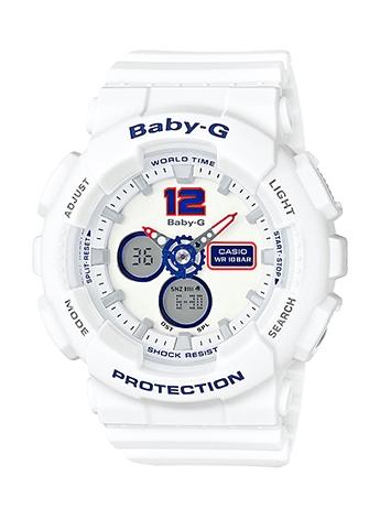 Casio BA-120TR-7BDR Baby-G Bayan Kol Saati