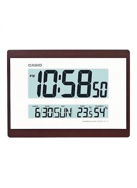 Casio ID-17-5DF Dijital Termometre Duvar Saati