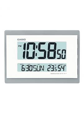 Casio ID-17-8DF Dijital Termometre Duvar Saati