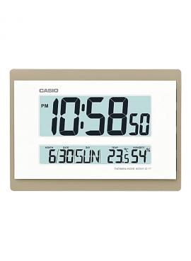 Casio ID-17-9DF Dijital Termometre Duvar Saati