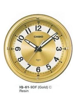 Casio IQ-61-9DF Duvar Saati