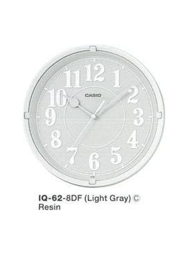 Casio IQ-62-8DF Duvar Saati