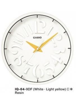 Casio IQ-64-9DF Duvar Saati