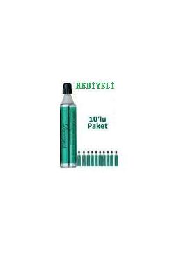 S.t. Dupont 10 lu Yeşil Gaz