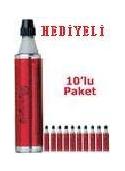 S.t. Dupont 10 lu Kırmızı Gaz