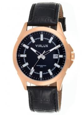 Vialux AS567R-04BR Erkek Kol Saati