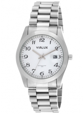 Vialux AS590S-01SS Erkek Kol Saati