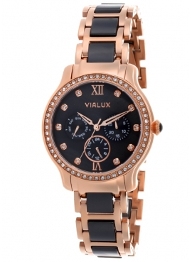 Vialux  Bayan  Kol Saati - LJ597R-04CR