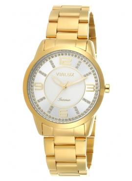 Vialux Bayan Kol Saati - LJ695G-02SG