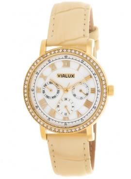 Vialux Kadın Kol Saati - LY620G-09YG