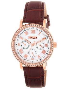 Vialux Kadın Kol Saati - LY620R-09KR