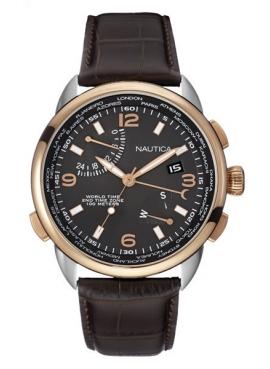 Nautica NAI20501G Erkek Kol Saati