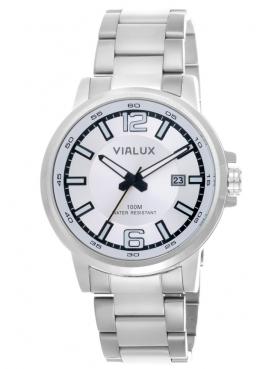Vialux VS583S-02SB Erkek Kol Saati