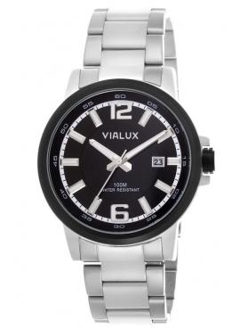 Vialux VS583T-04SS Erkek Kol Saati