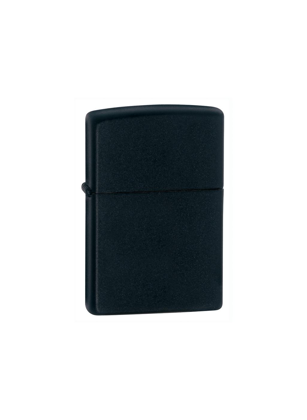 Zippo 218 004028 Reguar Black Matte Cakmak