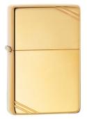 Zippo 270-000152 Vintage Hi Pol Brass