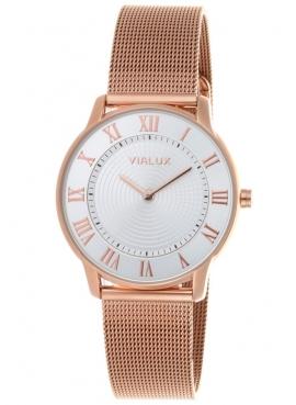 Vialux Kadın Kol Saati - LJ271R-02SR