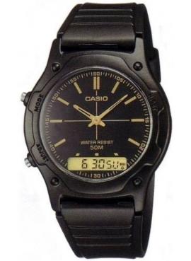 Casio AW-49HE-1AVDF Erkek Kol Saati
