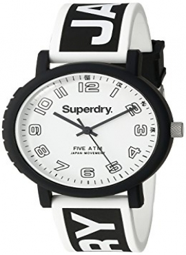 Superdry SYG196BW Unisex Kol Saati