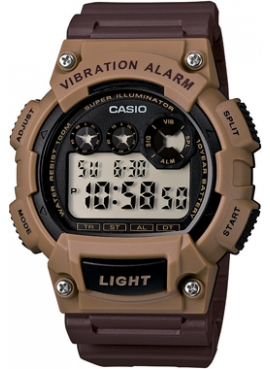 Casio W-735H-5AVDF Erkek Kol Saati