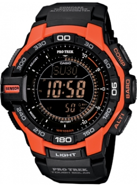 Casio PRG-270-4DR Erkek Kol Saati