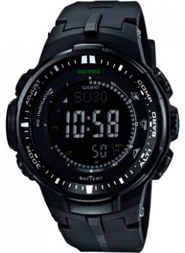 Casio PRW-3000-1DR Erkek Kol Saati