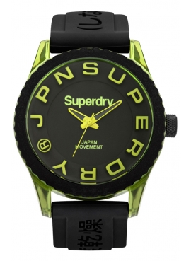 Superdry SYG145BY Unisex Kol Saati