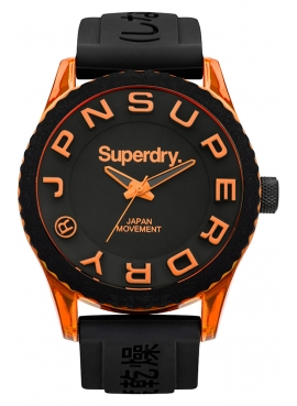 Superdry SYG145BO Unisex Kol Saati
