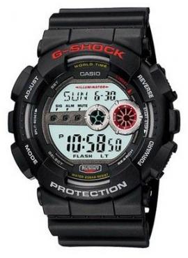 Casio GD-100-1ADR G-Shock Erkek Kol Saati