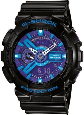 Casio GA-110HC-1ADR G-Shock Erkek Kol Saati