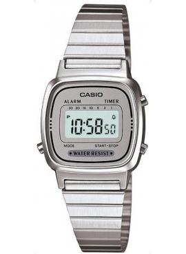 Casio LA670WA-7DF Bayan Kol Saati