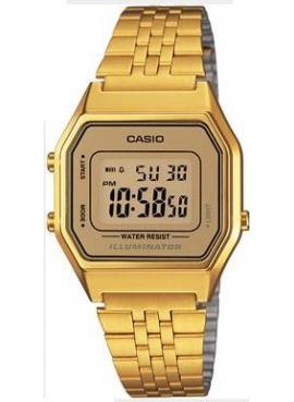 Casio LA680WGA-9DF Bayan Kol Saati