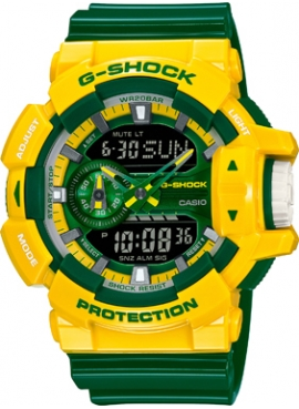 Casio GA-400CS-9ADR G-Shock Erkek Kol Saati