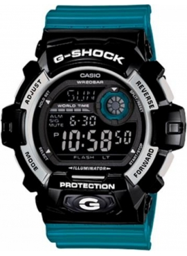 Casio G-8900SC-1BDR Erkek Kol Saati