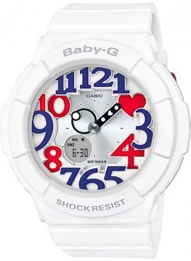 Casio BGA-130TR-7BDR Baby-G Bayan Kol Saati