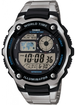 Casio AE-2100WD-1AVDF Dijital Erkek Kol Saati