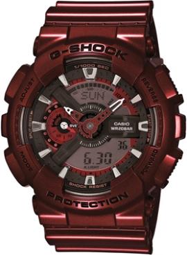Casio GA-110NM-4ADR G-Shock Erkek Kol Saati