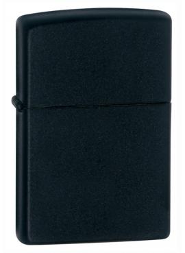 Zippo 218-004028 Reguar Black Matte Cakmak
