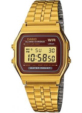 Casio A159WGEA-5DF Sarı Retro Kol Saati