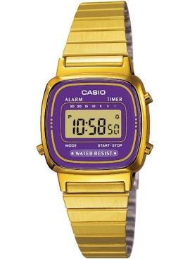 Casio LA670WGA-6DF Kol Saati